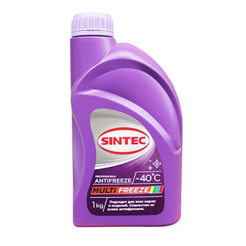 Антифриз Sintec MULTI FREEZE (-40)  1л