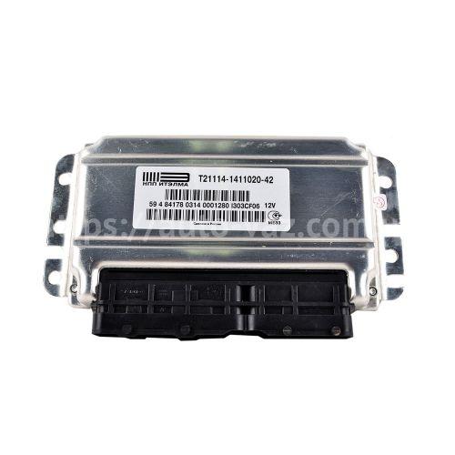 Контроллер системы управления двигателем НПО ИТЭЛМА 21114-1411020-42