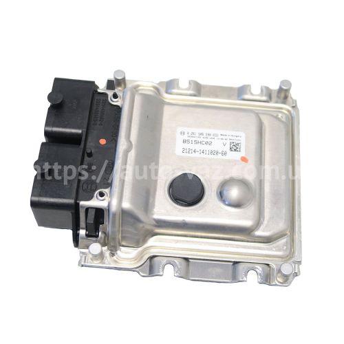 Контроллер системы управления двигателем Bosch 21214-1411020-60