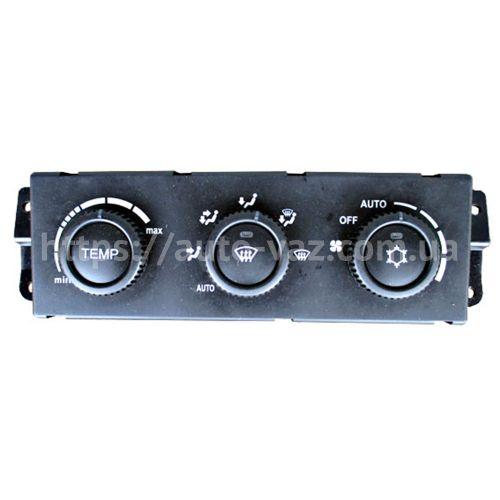 Блок управления отопителем ВАЗ-2170 с климатической системой Panasonic