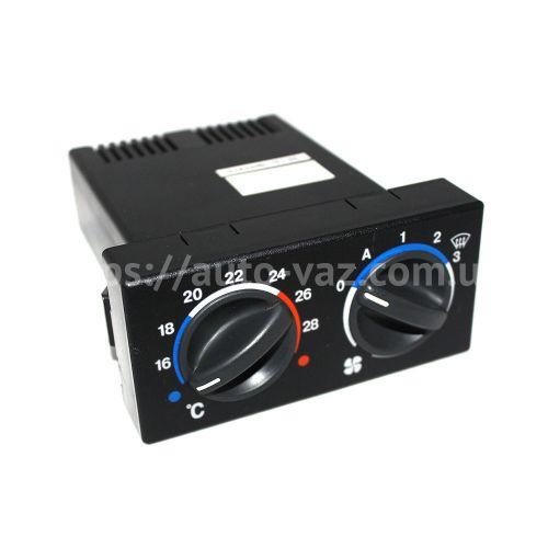 Блок управления отопителем ВАЗ-2110