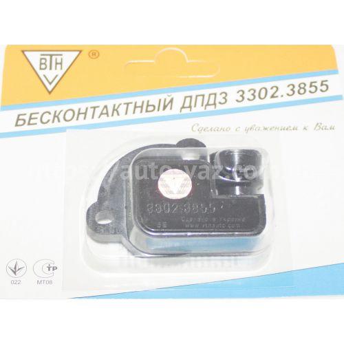 Датчик положения дроссельной заслонки 3302 (ВТН)