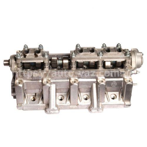 Головка блока цилиндров ВАЗ-21114 АвтоВАЗ (1,6 8 кл. инж.)
