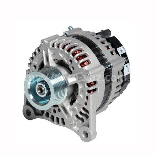 Генератор ГАЗ-33027/3322 Бизнес/Next (120А)(разъём - колодка)(LG 03218) СтартВольт