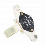 Интегральный регулятор напряжения со щёточным узлом 611.3702-06 (ВАЗ-2110)