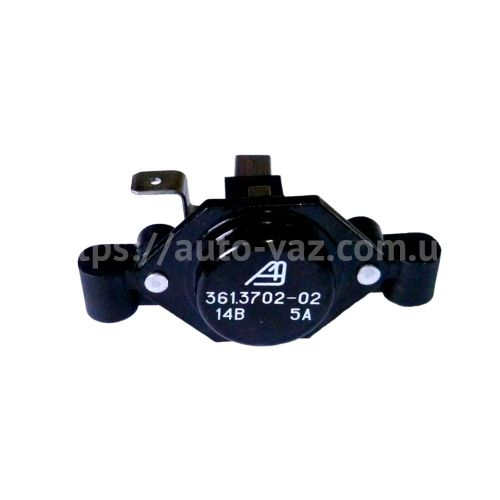 Регулятор напряжения со щёточным узлом 80.3702  (ГАЗ) Калуга