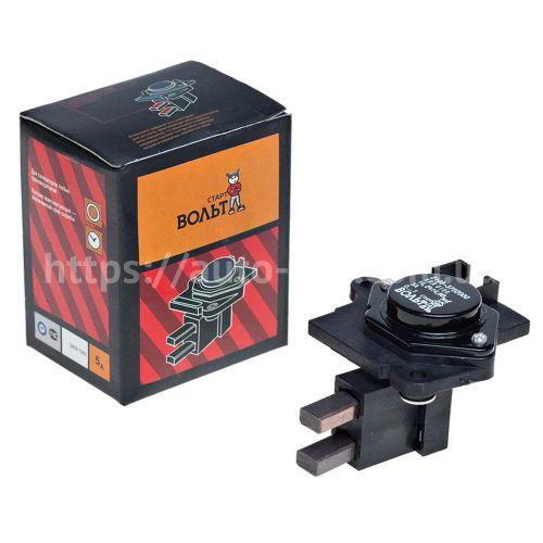 Интегральный регулятор напряжения со щёточным узлом ВАЗ-2108 СтартВольт