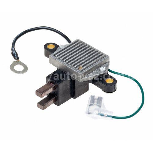 Интегральный регулятор напряжения со щёточным узлом ВАЗ-1118 СтартВольт