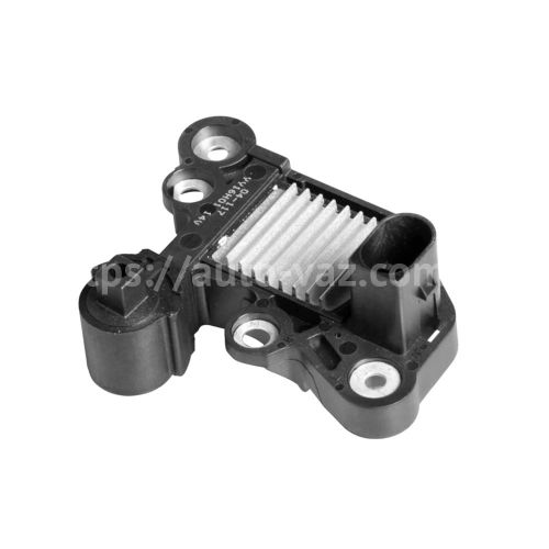 Интегральный регулятор напряжения со щёточным узлом ВАЗ-2170/1118/2190 Datsun on-Do/mi-Do (VRR 0190) СтартВольт
