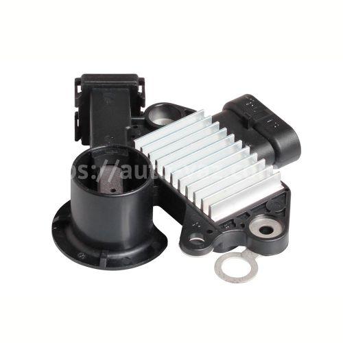 Интегральный регулятор напряжения со щёточным узлом  Chevrolet Aveo 1,4-1,6/Lacetti (2конт) (VRR 0549) СтартВольт