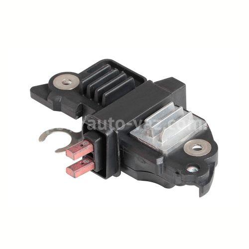 Интегральный регулятор напряжения со щёточным узлом Renault Logan (06-010) (VRR 0902) СтартВольт