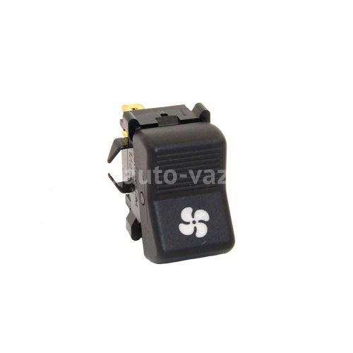 Клавиша включения вентилятора отопителя с подсветкой символа ВАЗ-2101-21213