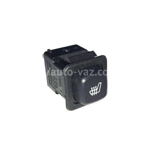 Клавиша включения обогрева сидения ВАЗ-2109 АВАР (375.3710-06.09)