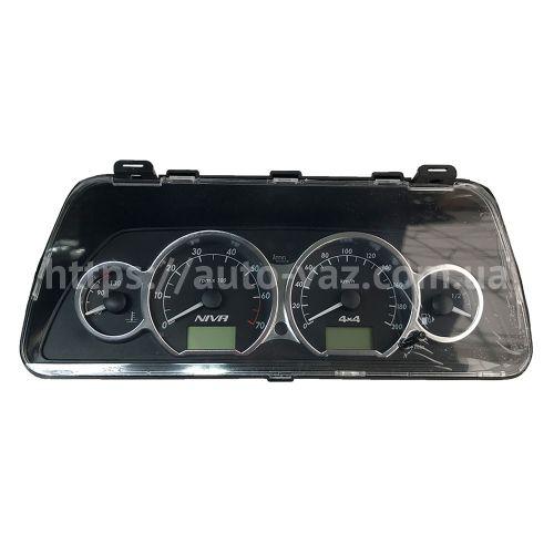 Комбинация приборов ВАЗ-2123 Niva Chevrolet (хром) АТПП