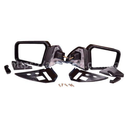 Зеркало боковое ВАЗ-21083 (лев+прав к-т) АвтоВАЗ