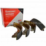Колодки тормозные задние ВАЗ-2101 ВИС к-т 4 шт.