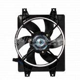 Электровентилятор охлаждения кондиционера Hyundai Accent 1.3/1.5/1.6 (99-) (LFAC 0850) Luzar