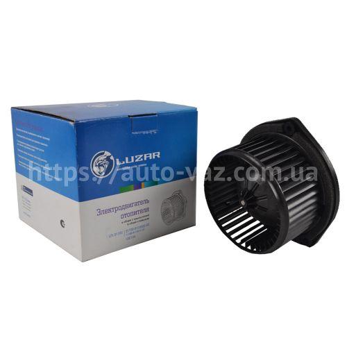Электровентилятор отопителя ВАЗ-1118 Luzar (электродвигатель в сборе с крыльчаткой на подшипнике) Panasonic