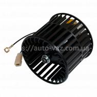 Электровентилятор отопителя ВАЗ-2108 Luzar (электродвигатель в сборе с крыльчаткой на подшипнике)