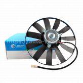 Электровентилятор охлаждения радиатора ГАЗ-3302/2217/3110 (LFc 0310) Luzar