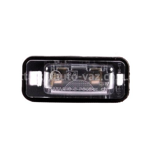 Плафон освещения номерного знака ВАЗ-2108 (нового образца) ОСВАР