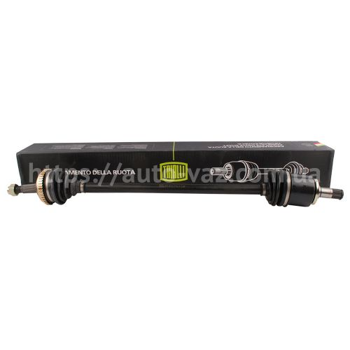 Привод колеса ВАЗ-2170 правый (в сборе) (l=862мм) c ABS (AR 810) Trialli