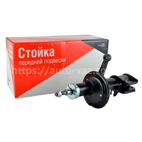 Амортизаторы передние ВАЗ-2110 СААЗ (масло) в сборе к-т