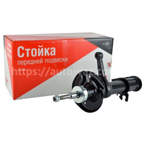 Амортизаторы передние ВАЗ-1119 СААЗ (масло) в сборе к-т 2 шт.