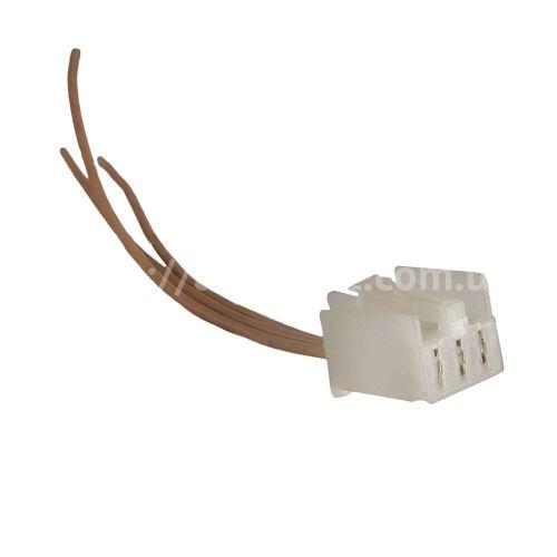 Разъём (колодка) прикуривателя ВАЗ-2123 (с проводами)