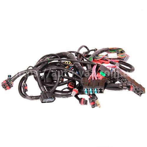 Жгут проводов зажигания 11184-3724026 АвтоВАЗ
