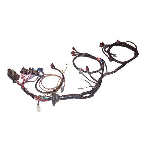 Жгут проводки системы зажигания ВАЗ-21074 (мозговая) 21074-3724026-00