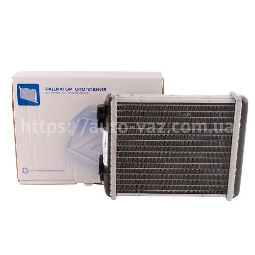 Радиатор отопителя алюминиевый Luzar ВАЗ-21214 Comfort +30%