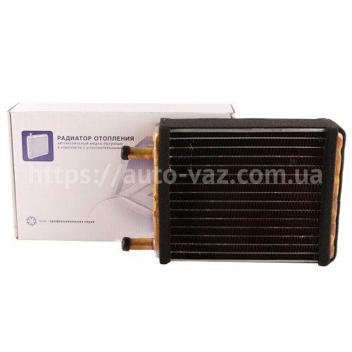 Радиатор отопителя медный Luzar ГАЗ-3302/2217 с/о (d16)