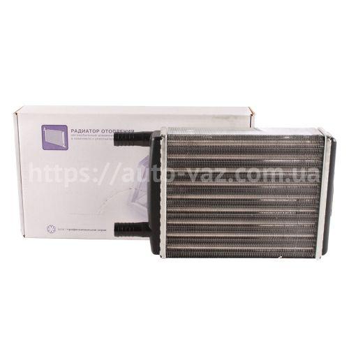 Радиатор отопителя алюминиевый Luzar ГАЗ-3302/2217 н/о (d18)