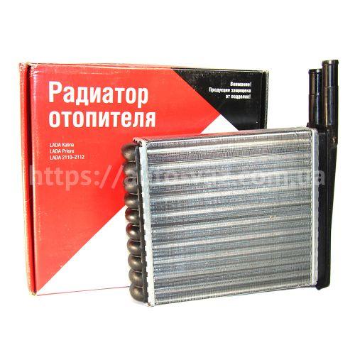 Радиатор отопителя алюминиевый ДААЗ ВАЗ-1118