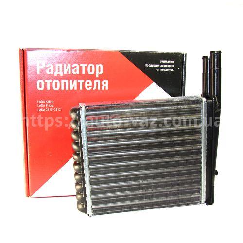 Радиатор отопителя алюминиевый ДААЗ ВАЗ-2111