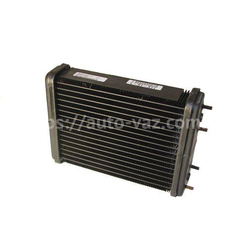 Радиатор отопителя медно-латунный ВАЗ-2101 (Iran Radiator) 2-х рядный