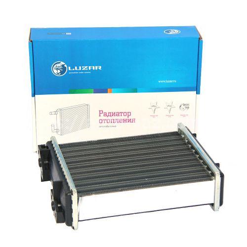 Радиатор отопителя алюминиевый Luzar ВАЗ-2101