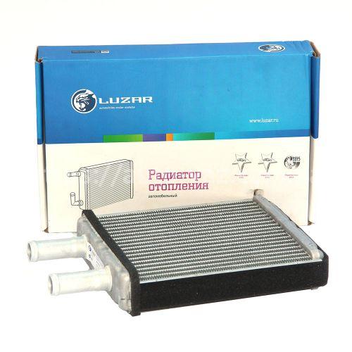 Радиатор отопителя алюминиевый Luzar ВАЗ-2170 Halla Comfort +30%