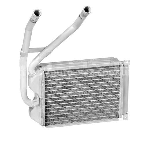 Радиатор отопителя Daewoo Nexia new толстый (2008-) (алюм-паяный) LRh 0590 Luzar