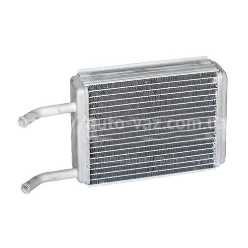 Радиатор отопителя алюминиевый ГАЗ-3307, 3308, 3309 (LRh 0337b) Luzar