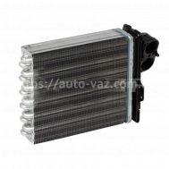 Радиатор отопителя Lada Largus(12-) / Renault Duster(10-) / Logan(04-) / Sandero(07-) (алюм) LRh 0998 Luzar