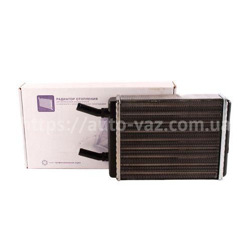 Радиатор отопителя ГАЗ-31029 с/о (d16) (алюм) LRh 0310 Luzar