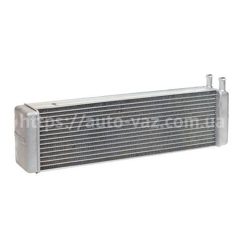 Радиатор отопителя УАЗ-451 (16мм) (алюм-паяный) (LRh 0347b) Luzar