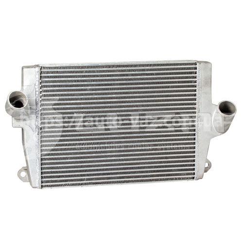 Радиатор интеркулера (ОНВ) ГАЗ-33104 Валдай (ММЗ) (LRIC 03104) Лузар