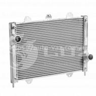 Радиатор интеркулера (ОНВ) ГАЗ-33027 БИЗНЕС (КАММИНС) (тип Прамо/TRM) (LRIC 03029) Лузар