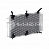Радиатор кондиционера Luzar ВАЗ-1118 Panasonic