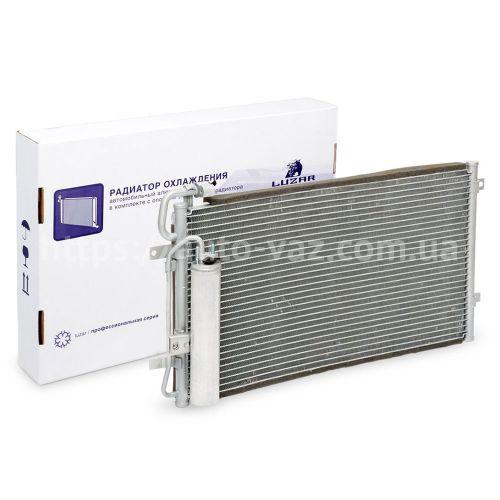 Радиатор кондиционера Luzar ВАЗ-2170 Halla