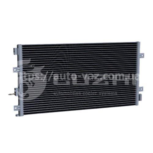 Радиатор кондиционера ГАЗ-31105 (Волга Крайслер) (LRAC 0346) Лузар