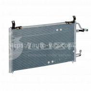 Радиатор кондиционера Daewoo Nexia (LRAC 0547) Luzar